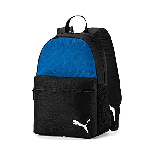 PUMA teamGOAL 23 Backpack Core Mochilla, Unisex-Adult, Electric Blue Lemonade Black, OSFA