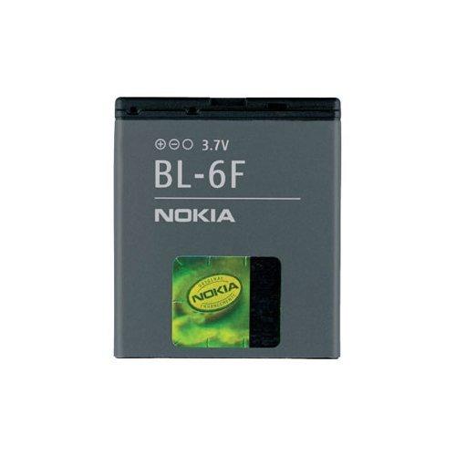Nokia BL - 6F Akku N78, N79, N95, Schwarz