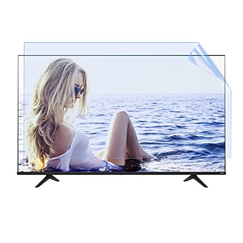 Accesorios PS5 Película de protección contra los Ojos Anti-Azul de TV, Protector de Pantalla de TV Anti-GL-Glare/Anti Scratch Film para Sharp, Sony, Samsung, LG, etc,55' 1221 * 689