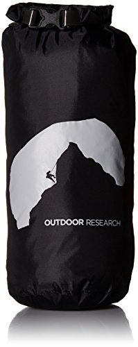 Outdoor Research Graphic Dry Sack 5L Negative Space Bag, Black, 1size