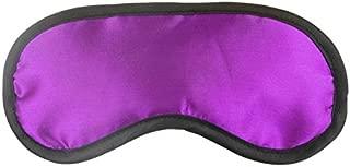 Dream Essentials Snooz Silky Soft Sleep Mask Value Pack 4 Eye Masks - Purple (4 Pack)
