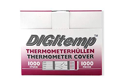 Fieberthermometer-Hüllen aus besonders weicher Folie - 1.000 Stück