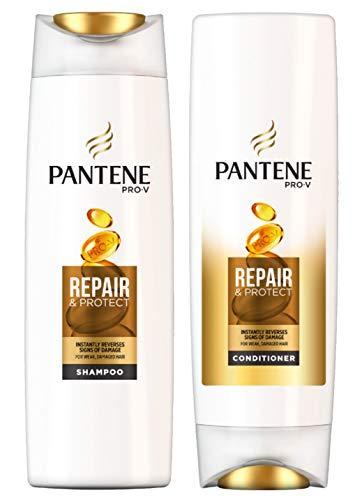 Pantene Pro-V Repair & Protect Shampoo & Conditioner Set, 360ml each