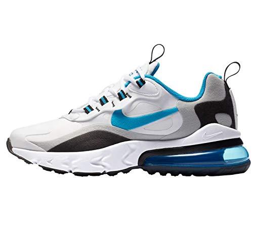 Nike Air Max 270 React (gs) Big Kids Casual Running Shoe Bq0103-106 Size 6.5