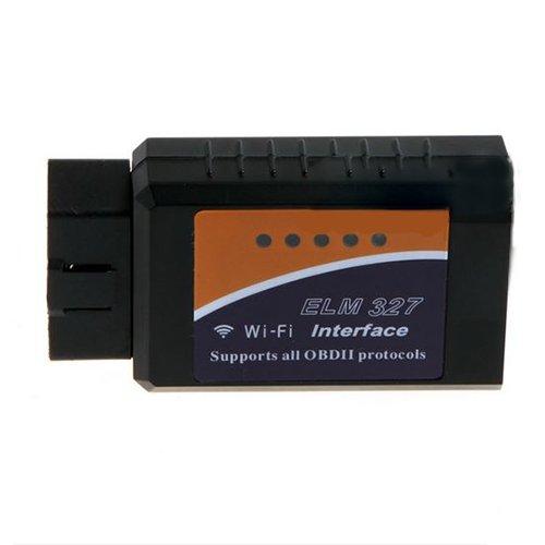 【ノーブランド品】ELM327 OBD2 Wi-Fi for iPhone & iPad by Eurostile
