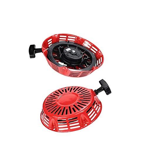 FLY MEN Rebobinado Tire Arrancador de Retroceso Cortacésped Fit for Honda GX340 GX390 desbrozadora de sustitución de Herramienta Cut Jardín Piezas