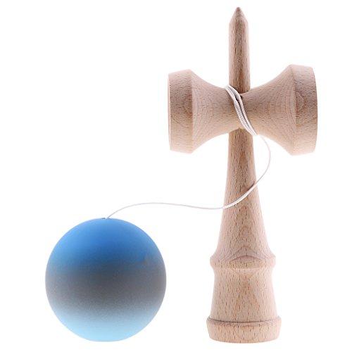 MagiDeal Holz Kendama Kugelfangspiel Ballspiel Japanisches Geschicklichkeitsspiel-DREI Farben - #3