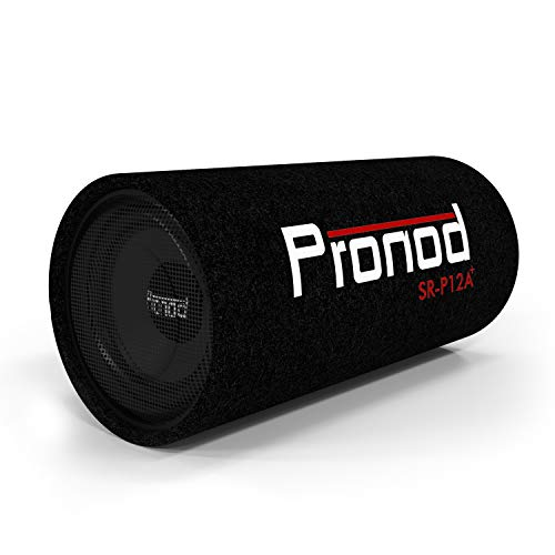PRONOD SR-P12A+ 12 inch Active Basstube with Built-in Amplifier