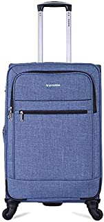 Travelite Soft Case Luggage, Blue - 763
