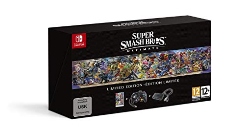 Super Smash Bros Ultimate - Limited Edition - Nintendo Switch