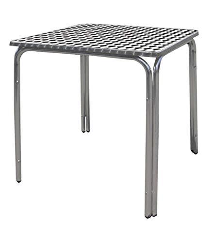 Mesas Jardin Aluminio Mejor Precio De 2020 Achando Net