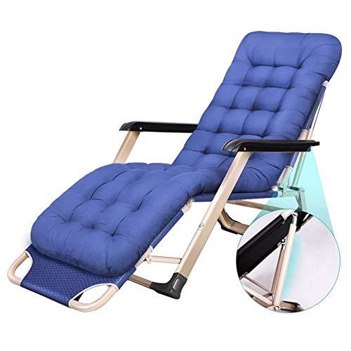 Deckchair Sun Lounger Patio Extra Wide Sun Lounger Zero Gravity Garden Outdoors Folding Chair Beach Home Lounge Portable Reclining Lawn Chairs