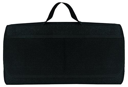 Kofferraumtasche in schwarz