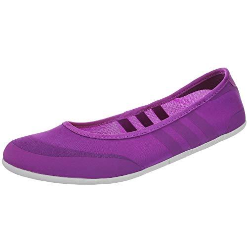 adidas - Sunlina W - F99443 - Farbe: Weiß-Rosa - Größe: 36.6