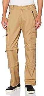 Brandit Savannah Trousers, Zip-Off Outdoor Pants/Shorts