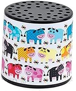 Janod Cows In The Meadow Moo Noisemaker
