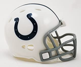 Indianapolis Colts NFL Riddell Speed Pocket PRO Micro/Pocket-Size/Mini Football Helmet