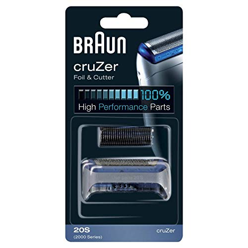 Braun 20S Foil And Cutter Replacement Pack (Series 2000 cruZer)