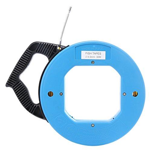 CHIMAKA Cable de fibra de vidrio, cable de fibra de vidrio, reutilizable,...