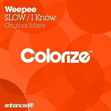 Slow / I Know