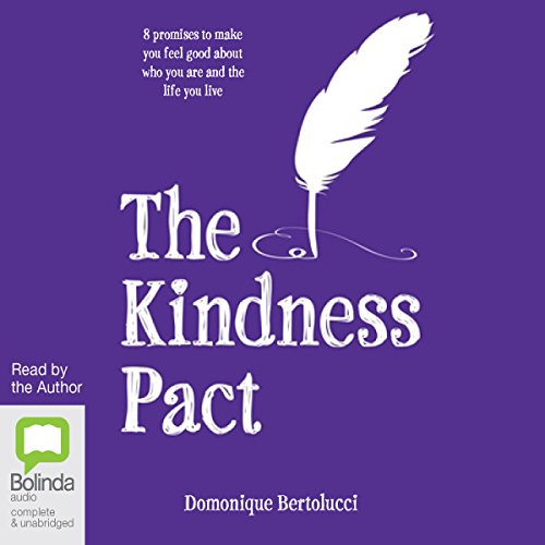 The Kindness Pact audiobook cover art