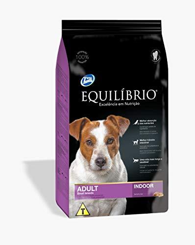 Cães Adultos Raças Pequenas Equilíbrio Para Todas Pequeno Adulto, Sabor Frango 7,5kg