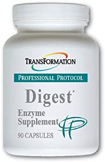 Transformation Enzyme - Digest* Capsules- Supports Overall Digestive and Immune System Health, - Aids The Digestion of Lip...