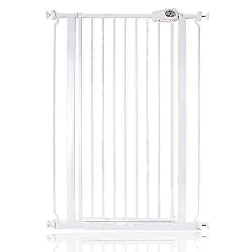 Bettacare Bambino e Gate Pet, 75-83 x 104 cm, Bianco