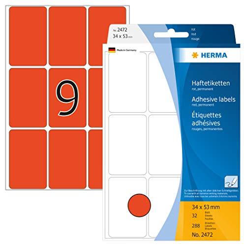 Herma 2472 - Etiquetas multiuso