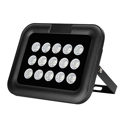 Lámparas de Relleno de CCTV, iluminadores de Infrarrojos, hogar IP66 a Prueba de Agua para monitoreo con Soporte de vigilancia Accesorio de vigilancia