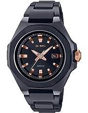 [カシオ] 腕時計 ベビージー G-MS 電波ソーラー MSG-W350CG-1AJF レディース