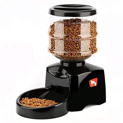 AUTO Alimentatore Automatico Pet Feeder Per Cani Gatti dell'orario stabilito