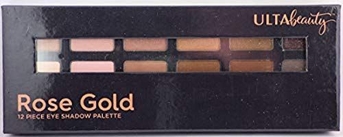 Ulta Natural Eyeshadow Palette, Rose Gold
