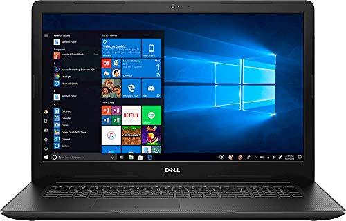 2020 Dell Inspiron 3793 17.3' Full HD High Performance Laptop PC, Intel Core i7-1065G7 Quad-Core Processor, 8GB DDR4 RAM, 512GB SSD, Intel Iris Plus Graphics, DVD, HDMI, WiFi, Windows 10, Black