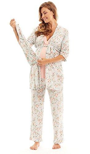 Everly Grey Maternity Pajamas