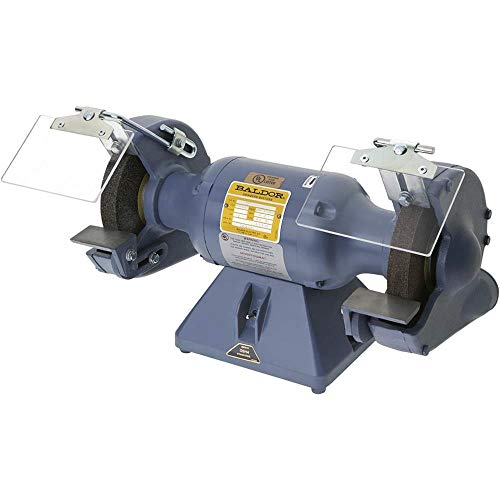 Amazing Deal 7 1/2Hp 220V 2-Wheel Grinder 3 Phase 180
