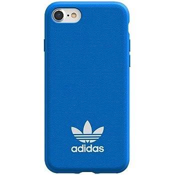 montar Extranjero Tamano relativo  Amazon.com: Adidas Originals Basic Logo - Carcasa para iPhone 6, 6S, 7 y 8,  color azul