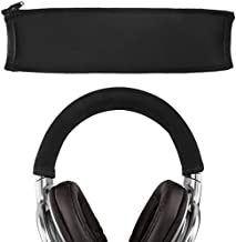 Geekria Headband Cover Compatible with Sony MDR1A, MDR-1ADAC, MDR-1ABT, MDR-1AM2, MDR1R, MDR1RNC, MDR1RBT Headphones/Headband Protector/Easy DIY Installation No Tool Needed