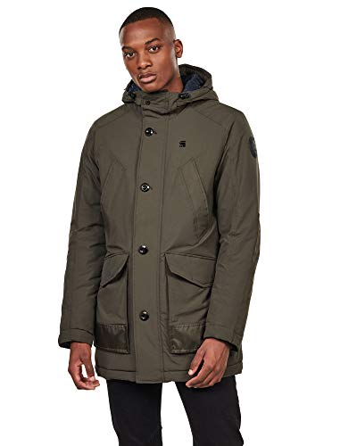 G-STAR RAW Vodan Padded Parka voor heren