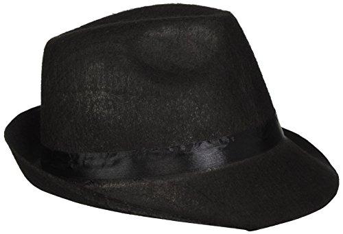 trilbly Chapeau Non tissé Noir