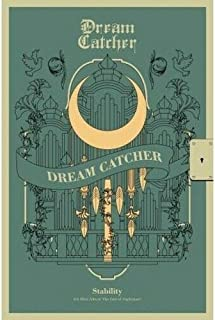 Dream Catcher - [The End of Nightmare] 4th Mini Stability Ver CD+64p PhotoBook+3p PhotoCard+1p Transparent PhotoCard+Tracking K-POP Sealed