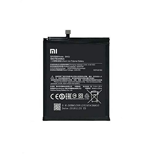 Batería de repuesto para Xiaomi MI 8 Lite MI8 Lite BM3J 3250 mAh 3,85 V