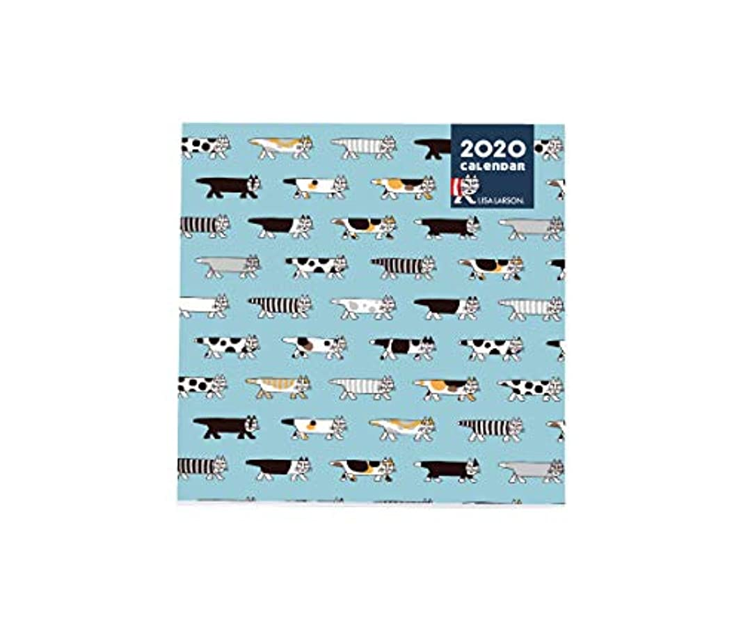 変換する心のこもった帳面2020 デザインコレクション(壁掛けカレンダー)