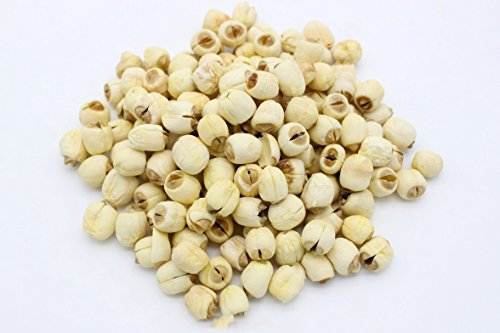 Premium Dried Bailian / White Lotus Seed 白蓮子 Free Worldwide AIR Mail (500g 17.64oz)