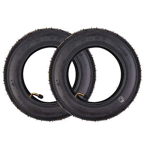 """2 Sätze Packung mit 10\""""10 x 2,125 Reifen Reifen & Schlauch Ersatz für Smart Self Balancing Scooter 10 Zoll Einrad Packung mit 2 Sätzen"""