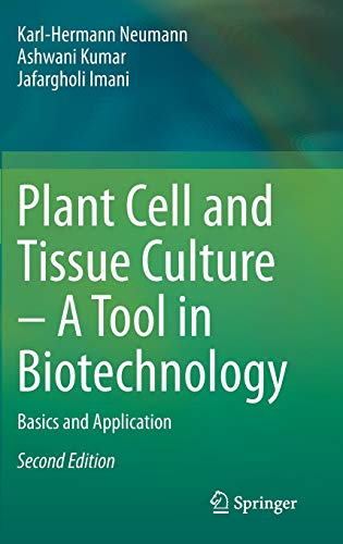 Plant Cell and Tissue Culture – A Tool in Biotechnology: Basics and Application