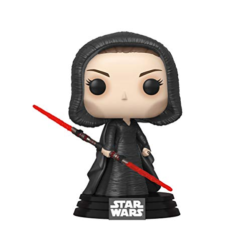 Funko- Pop Star Wars The Rise of Skywalker-Dark Rey Figura Coleccionable, Multicolor (47989)