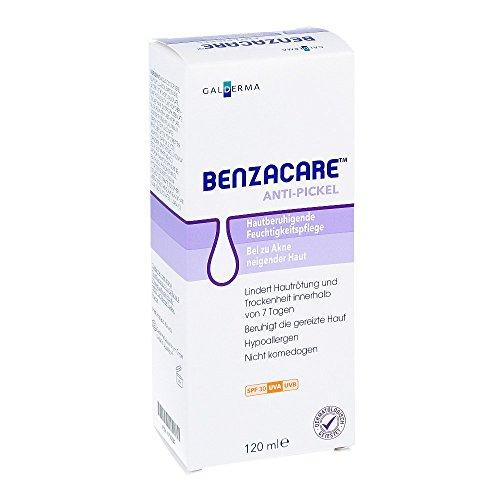 Benzacare hautberuhigende Feuchtigkeitspflege, 120 ml