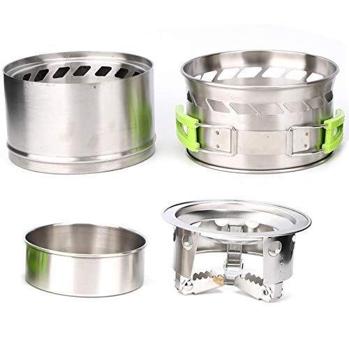 Zhivafip Detachable Outdoor Picnic Gas Cooker Picnic Gas Stove,Suitable for Outdoor Camping, Picnic,for Outdoor Activities