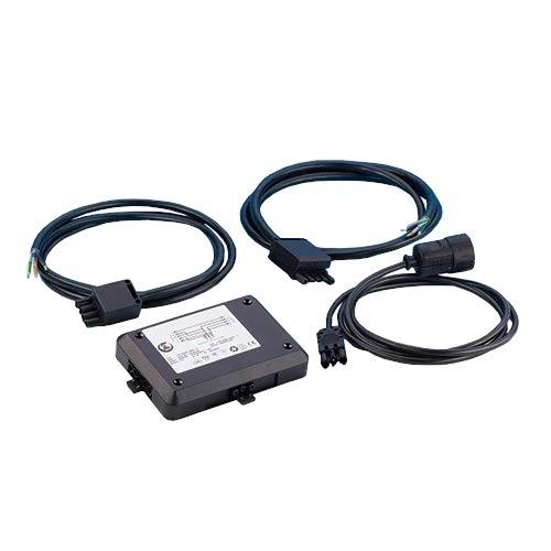 Power-splitter set - aansluiting van kookplaat, oven of vaatwasser incl. 3 kabels met elk 2 m kabellengte, powersplitter, verdeler